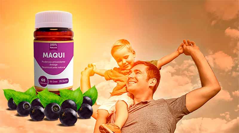 Super poderes antioxidantes del Maqui
